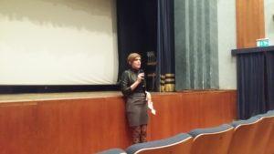 """Si è conclusa giovedì primo marzo, al Teatro Centrale di Carbonia, la sesta edizione di """"Identità in transito – Il cinema a teatro""""."""