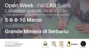 """Carbonia ospita la""""Palestra Digitale"""", organizzata dall'associazione di promozione sociale FabLAB Sulcis, con il patrocinio del comune di Carbonia."""