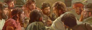 I Testimoni di Geova invitano tutti ad assistere all'anniversario della morte di Gesù.