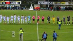 Home's srl nuovo sponsor per l'Olbia Calcio.