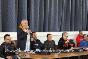 C'è un moderato ottimismo, tra i lavoratori ex Alcoa, sul rilancio produttivo dello stabilimento dopo la cessione alla Sider Alloys.