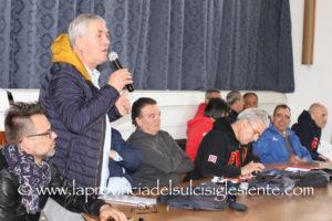 Angelo Diciotti (CUB): «Abbiamo chiesto al governatore Solinas di sollecitare un tavolo con Sider Alloys, Invitalia e Mise».