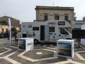Domenica e lunedì, in Piazza Umberto, in occasione della Festa di Sant'Antioco, torna il camper di CamineRas.
