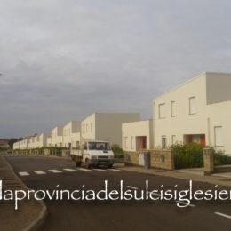 Mercoledì 1° luglio verranno consegnate 45 nuove case popolari in via Suor Anna Lucia Piredda, a Carbonia