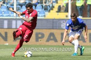 Il Cagliari esce pesantemente sconfitto dal Luigi Ferraris di Genova ed ora la salvezza è fortemente a rischio.