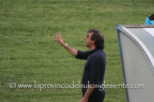 La San Marco Assemini '80 tiene viva la corsa per il primo posto nel girone A del campionato di Promozione.