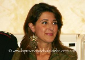La giornalista Ilenia Mura è stata scelta da quattro liste di centrodestra per la candidatura a sindaco di Iglesias alle Amministrative del 10 giugno.