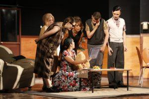 Il Teatro Centrale di Carbonia ospita domani sera la signora Savage di John Patrick, allestimento de La Clessidra Teatro, regia di Anna Pina Buttiglieri.