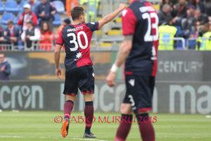 Cagliari: dalla grande paura, alla grande gioia, per una vittoria e 3 punti pesantissimi, a 6 giornate dalla conclusione del campionato.