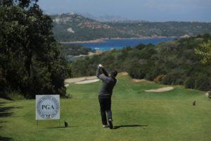 E' una primavera all'insegna del golf per la Costa Smeralda.