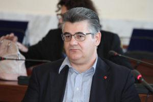 Intervista a Michele Carrus, 52 anni, segretario regionale della CGIL della Sardegna.