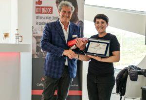 Una barista di Senorbì rappresenterà la Sardegna alle finali nazionali dell'Espresso Champion 2018.