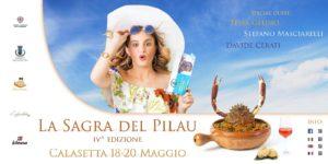 """L'Amministrazione comunale di Calasetta ha organizzato la 4ª edizione della """"Sagra del Pilau Calasettano"""" che si terrà dal 18 al 20 maggio 2018."""