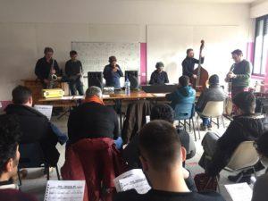 Sabato e domenica gli ultimi due appuntamenti, a Nuoro, con i corsi invernali di jazz.