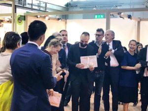 Lo IED Cagliari partecipa al Salone Internazionale del Mobile di Milano con diversi progetti realizzati dagli studenti e dai docenti.