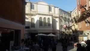 """Sabato 5 e domenica 6 maggio, al Teatro Electra di Iglesias, si svolgerà l'iniziativa """"Sardegna – Isola della Pace""""."""