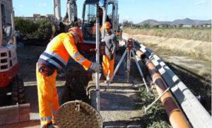 Sono in crescita le imprese sarde che partecipano alle gare di Abbanoa sugli appalti delle opere del Servizio idrico integrato.
