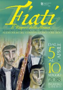 """Giovedì, alle 18.00, nell'auditorium del Conservatorio di Cagliari, nuovo appuntamento con """"Fiati, il respiro della musica""""."""