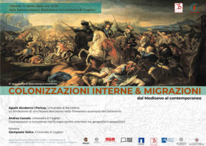 Giovedì 17 maggio, a Cagliari, si terrà un seminario sulla fondazione settecentesca di una nuova Barcellona.