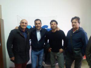 Simone Testoni è stato rieletto alla guida della Ugl Chimici di Sassari e riconfermato segretario.