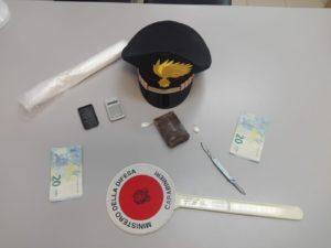 I carabinieri di Selargius hanno arrestato un giovane disoccupato di 29 anni, per detenzione ai fini di spaccio di sostanze stupefacenti.