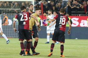Un goal del ventenne attaccante turcoCengiz Ünder ha regalato alla Roma i tre punti nel match di questa sera alla Sardegna Arena. Il Cagliari ora è terz'ultimo.