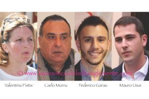 Sono 4 i candidati alla carica di sindaco del comune di Iglesias.