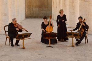 """Domani, a Cagliari, arriva l'ensemble ContrArco Consort per un concerto tutto incentrato sulle """"frottole""""."""
