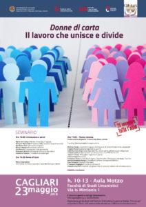 L'Università di Cagliari e Giulia giornaliste promuovono un incontro-seminario su alcuni temi di grande rilevanza sociale.