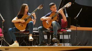 """Il Teatro """"Electra"""" di Iglesias ha ospitato la manifestazione conclusiva della XVIII edizione del Festival della musica """"Gian Piero Cartocci""""."""