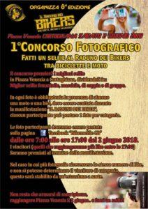 """Sabato 2 giugno, in piazza Venezia, a Cortoghiana, si svolgerà l'8ª edizione dell'iniziativa intitolata """"Il Raduno dei Bikers. Due ruote, motori e solidarietà""""."""