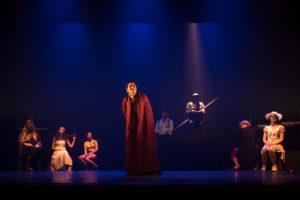 Venerdì 4 e sabato 5 maggio, al Teatro delle Saline di Cagliari va in scena lo spettacolo della compagnia Akròama.