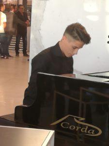 """Venerdì, a Cagliari, nuovo appuntamento con """"I talenti del Conservatorio""""."""