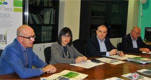 Donatella Spano: «Per la prima volta l'Italia ospita l'Eustafor State Forest Conference».