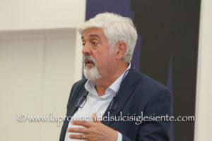 Desirè Manca (M5S): «L'ATS è a conduzione familiare, il direttore generale Fulvio Moirano continua a deliberare».