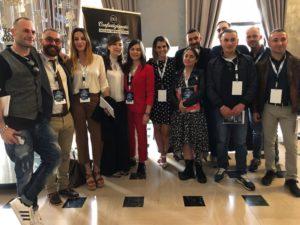 C'è anche la delegazione dei Giovani Imprenditori di Confartigianato della Sardegna, a Roma, all'annuale Convention Nazionale dei Giovani Imprenditori di Confartigianato.