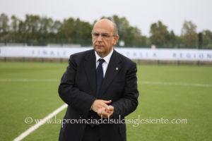 Alle 18.00, nel salone parrocchiale Don Giovanni Bosco, a Carbonia, si terrà un incontro tra i vertici della FIGC ed i dirigenti delle società del Sulcis Iglesiente.
