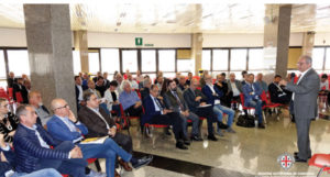 Cristiano Erriu ad Olbia: «Acceleriamo i tempi di approvazione dei Puc».