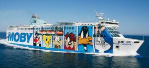 Con l'estate alle porte la compagnia di navigazione Moby offre, da oggi, la linea più rapida per arrivare nell'Isola con prezzi a partire da 25,04 € (tutto incluso). Appena 5 ore di viaggio.