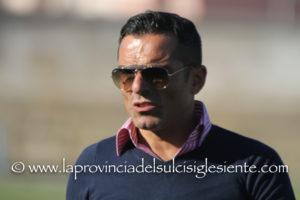 Il nuovo tecnico della Monteponi, Nicola Agus, fa il suo esordio questo pomeriggio, alle ore 16.00, sul campo dell'Orrolese.
