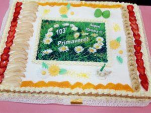 Festa grande, oggi a Carbonia, per il 103° compleanno di Raffaela Canneddu.