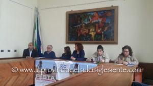 """L'Amministrazione comunale di Carbonia ha presentato martedì mattina la """"Festa del Patrimonio"""", in programma sabato 19 e domenica 20 maggio."""