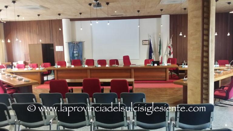 Si terrà il 31 maggio, nella sala consiliare del comune di ...