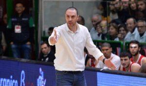 Vincenzo Esposito è il nuovo coach della Dinamo Banco di Sardegna.