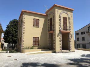 Verrà inaugurato giovedì 21 giugno, alle 18.00, a Sant'Antioco, il Centro Servizi per il Territorio ricavato negli spazi dell'ex Casa del Mutilato.