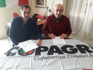 Paolo Ninniri e Tore Piana (Copagri): «La burocrazia sta strangolando l'agricoltura, uno dei settori produttivi più importanti della Sardegna».