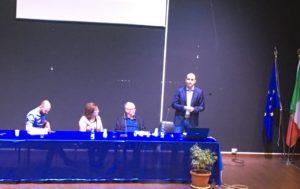 Prosegue il tour in Sardegna del prof. Oriol Nel∙lo, giunto alla sua quinta tappa, a Carbonia.