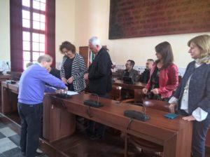 Nell'ambito del progetto di cooperazione Sardegna-Tunisia, ieri l'Amministrazione comunale di Carbonia ha incontrato i rappresentanti del Governatorato di Jendouba.
