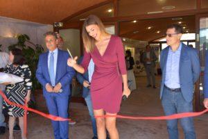 Cristina Chiabotto ha inaugurato la decima edizione del Porto Cervo Wine&Food Festival.