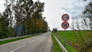 Cresce la mobilitazione per la messa in sicurezza dell'incrocio tra la S.P. 57 e la S.P. 68 presso Tiria (OR) e alla riduzione dei limiti di velocità lungo la S.P. 68 tra il km 7,000 e il km 9,700.